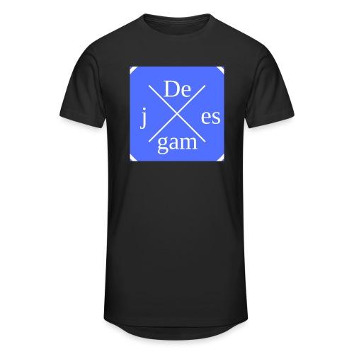 de j games kleren - Mannen Urban longshirt