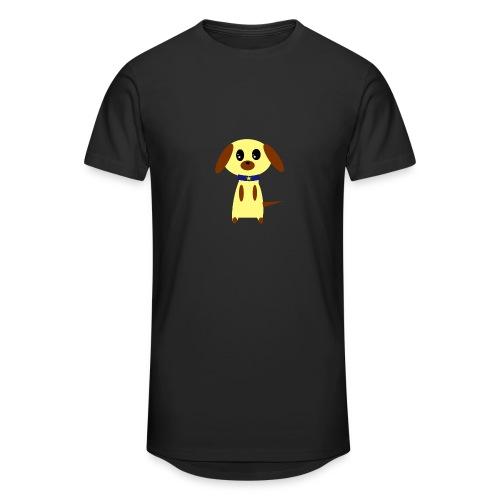 Dog Cute - Männer Urban Longshirt