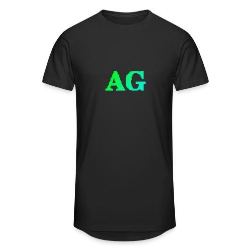 ATG Games logo - Miesten urbaani pitkäpaita