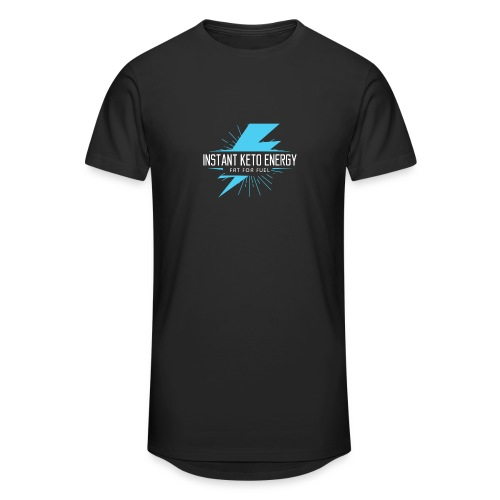 instantketoenergy - Männer Urban Longshirt