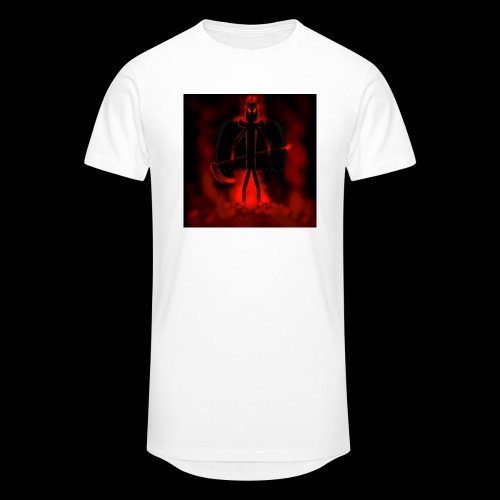 Corrupted Nightcrawler - Men's Long Body Urban Tee