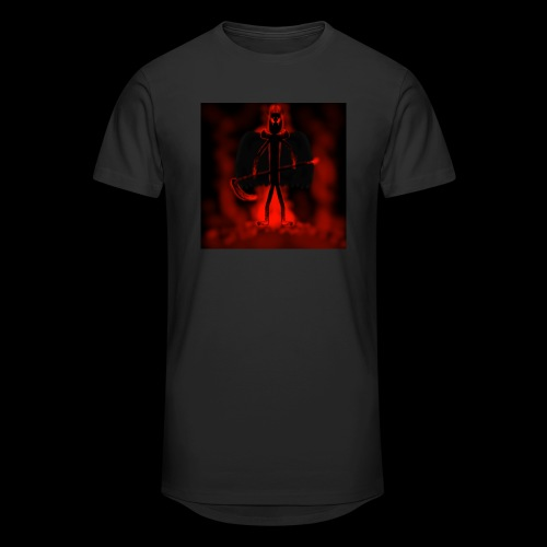 Corrupted Nightcrawler - Men's Long Body Urban Tee
