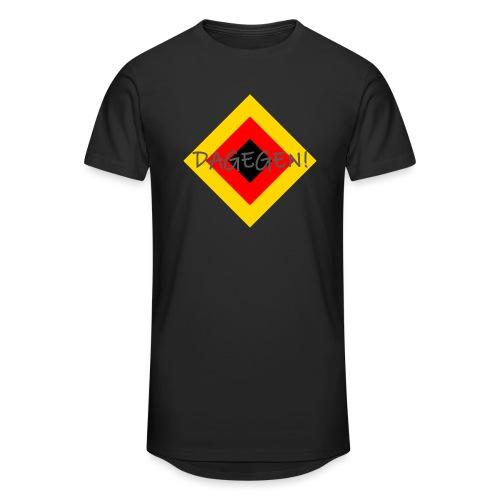 Anti-Raute - Männer Urban Longshirt