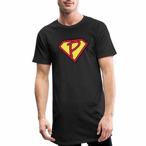 superp 2 - Männer Urban Longshirt