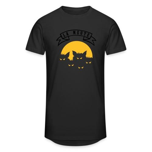 la meute - T-shirt long Homme