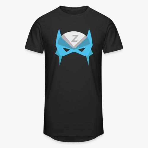 MASK 3 SUPER HERO - T-shirt long Homme