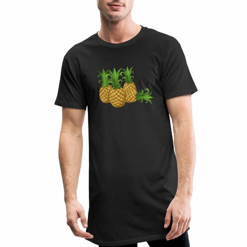 Ananas - Männer Urban Longshirt
