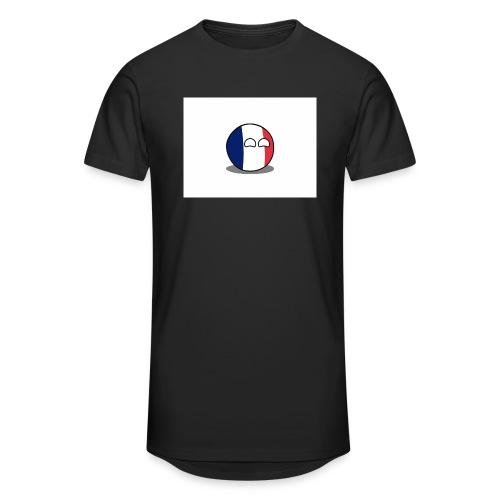 France Simple - T-shirt long Homme