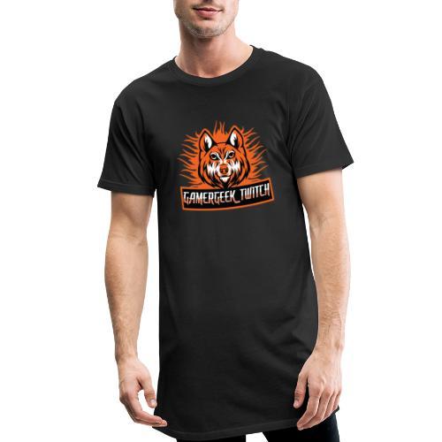 GamerGeek Logo XXXL - Männer Urban Longshirt