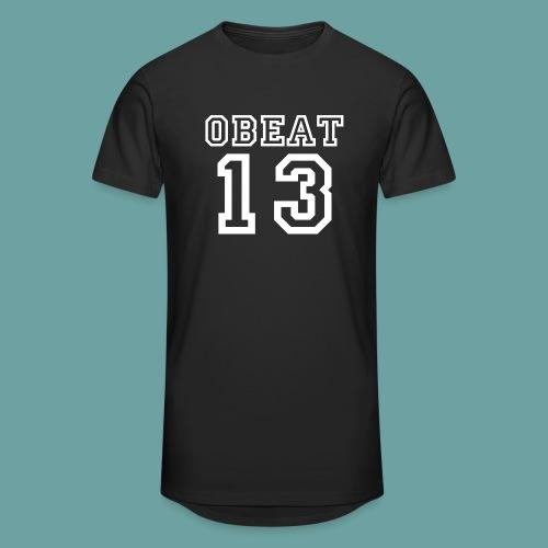 Obeat Limited Edition - Mannen Urban longshirt
