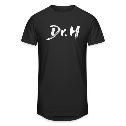 Sweat femme col bateau Dr. H - T-shirt long Homme
