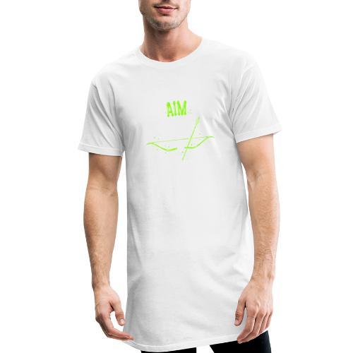 Bogenschütze - Männer Urban Longshirt