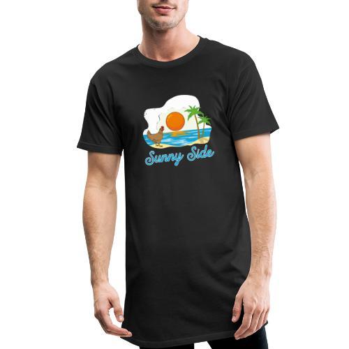 Sunny side - Maglietta  Urban da uomo