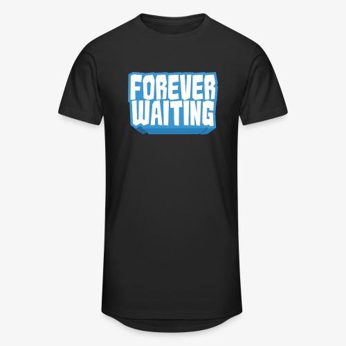 Forever Waiting - Men's Long Body Urban Tee
