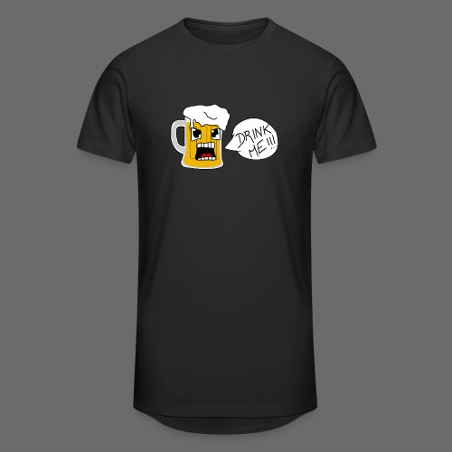 Bière - T-shirt long Homme