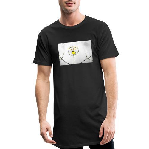 punk - T-shirt long Homme