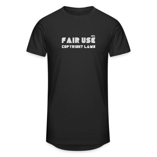laws - Men's Long Body Urban Tee