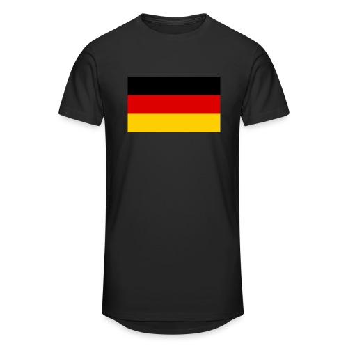 2000px Flag of Germany svg - Männer Urban Longshirt
