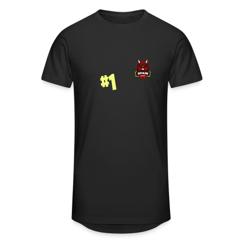 Top 1 - Camiseta urbana para hombre