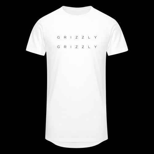 Grizzly X - Camiseta urbana para hombre