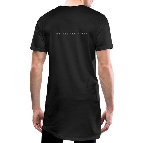 Galaxy Music Lab - We are all stars - Herre Urban Longshirt