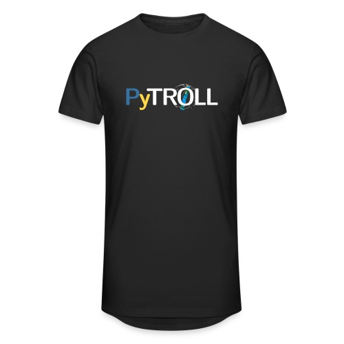 pytröll - Men's Long Body Urban Tee