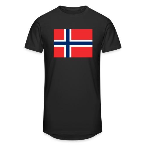 DixieMertch - Urban lang T-skjorte for menn