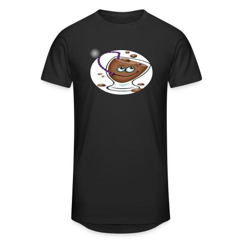 chocolate - Herre Urban Longshirt