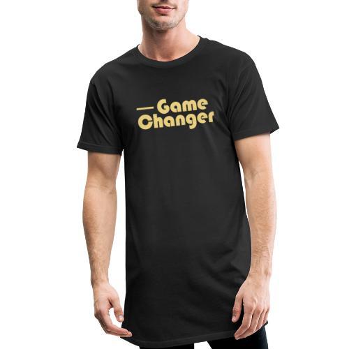 Game Changer - Men's Long Body Urban Tee