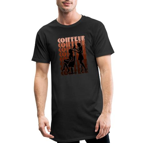 Coiffeur - Männer Urban Longshirt