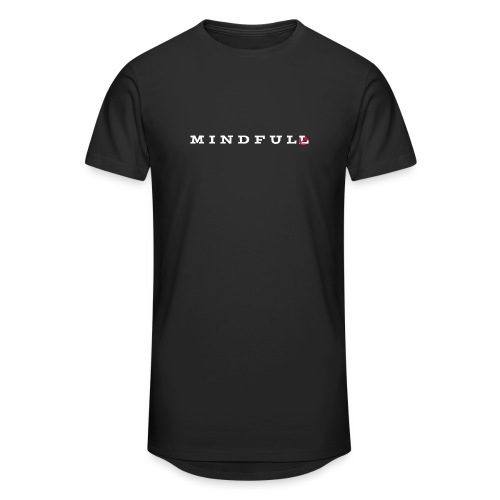 MINDFUL - Männer Urban Longshirt