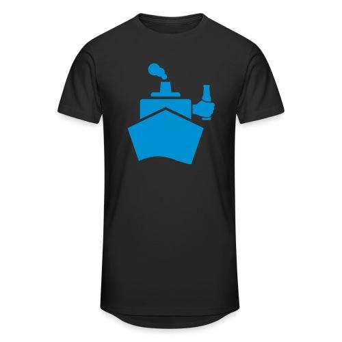 King of the boat - Männer Urban Longshirt