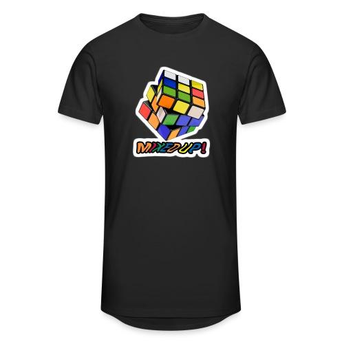 Rubik's Mixed Up! - Men's Long Body Urban Tee