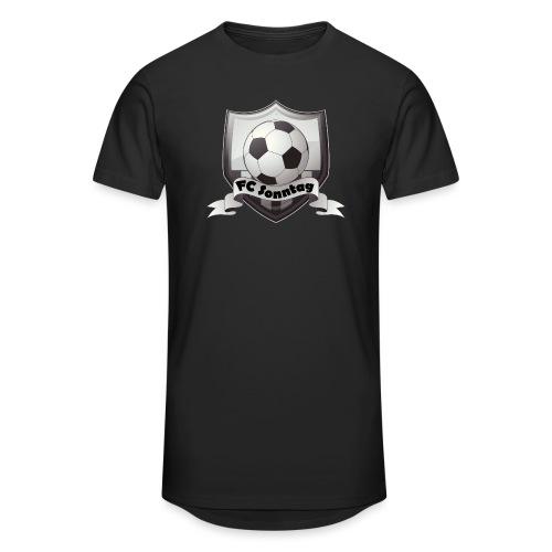 FC Sonntag Logo - Männer Urban Longshirt