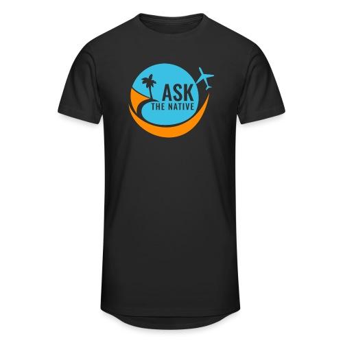 Ask the Native Original Logo - Mannen Urban longshirt