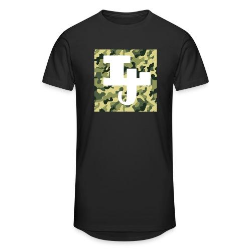 Lil jåkim Merke - Urban lang T-skjorte for menn