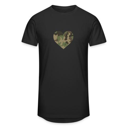CamoHearth - Długa koszulka męska urban style