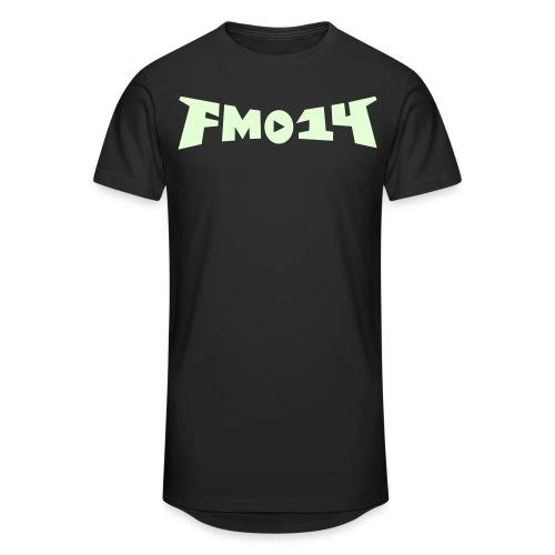 fm014 bat - Männer Urban Longshirt