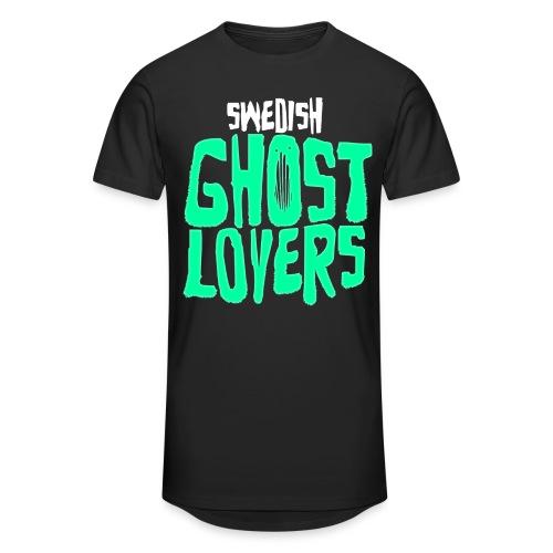 ghost lovers troeja - Urban lång T-shirt herr