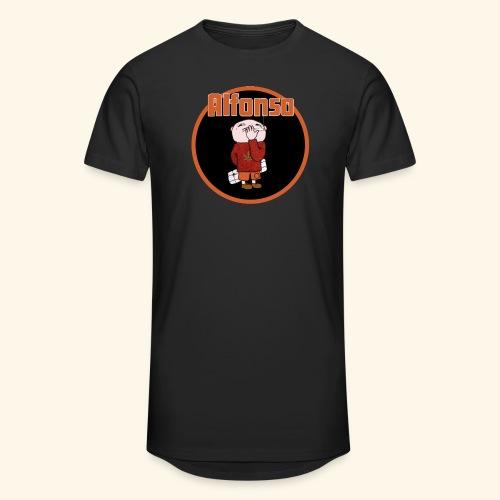 Alfonso - Urban lång T-shirt herr
