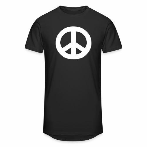 Peace - Men's Long Body Urban Tee