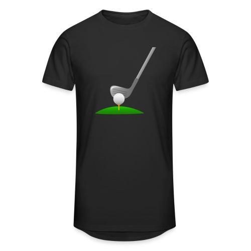 Golf Ball PNG - Camiseta urbana para hombre