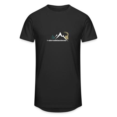 i-sierradelasnieves.com - Camiseta urbana para hombre
