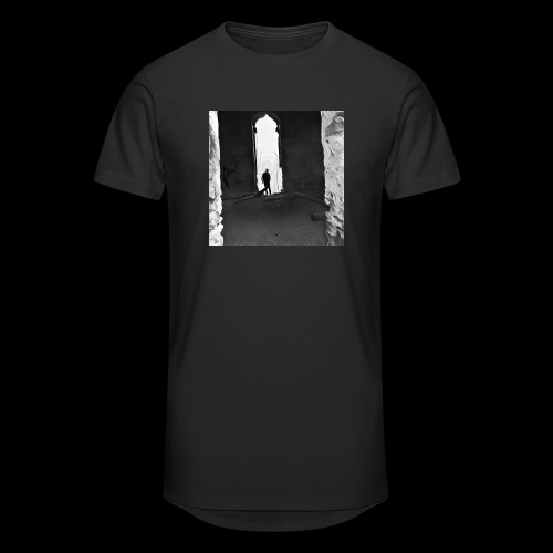 Misted Afterthought - Men's Long Body Urban Tee