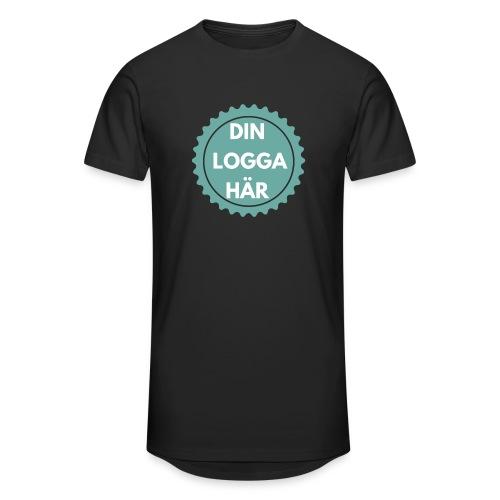 Egen Logga - Urban lång T-shirt herr