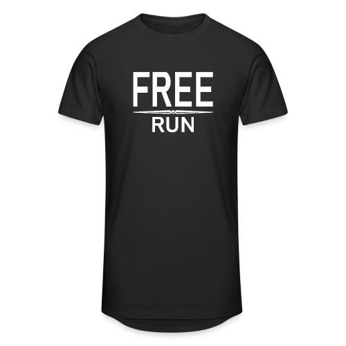 FREE RUN - Mannen Urban longshirt