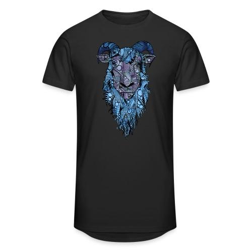 Sau - Urban lang T-skjorte for menn