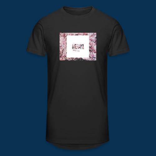 Sakura - Urban lång T-shirt herr
