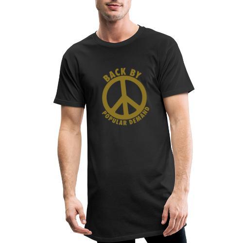 Back by popular demand - Männer Urban Longshirt
