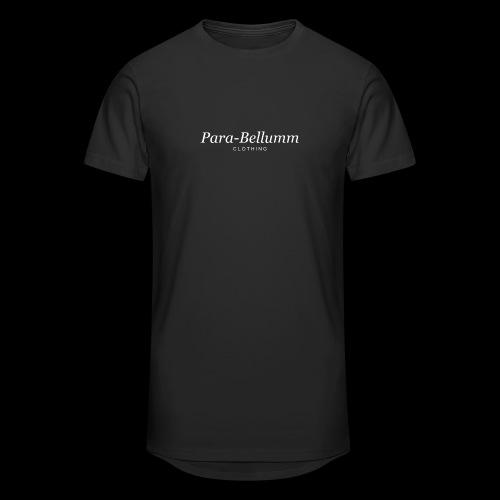 Para-Bellumm signature tee - Men's Long Body Urban Tee